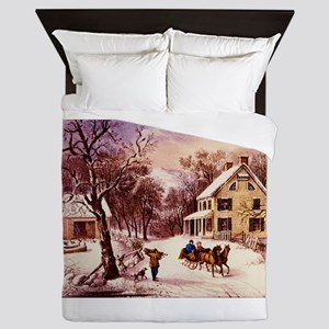 homestead Queen Duvet