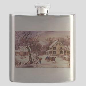 homestead Flask