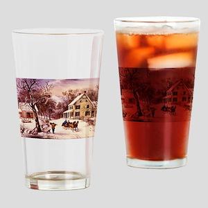 homestead Drinking Glass