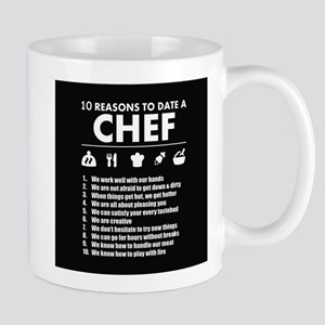 Reasons To Date A Chef Mugs