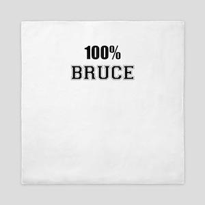 100% BRUCE Queen Duvet