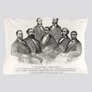 currier ives 195th century illustration. Pillow Ca