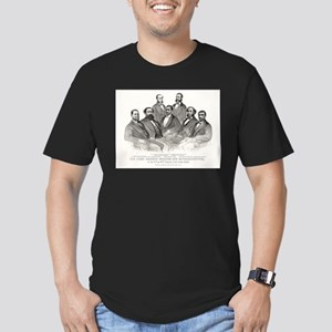 currier ives 195th century illustration. T-Shirt