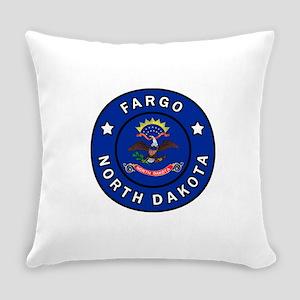 Fargo North Dakota Everyday Pillow