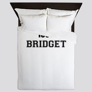 100% BRIDGET Queen Duvet