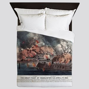 charleston Queen Duvet