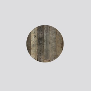 country farmhouse barn wood Mini Button