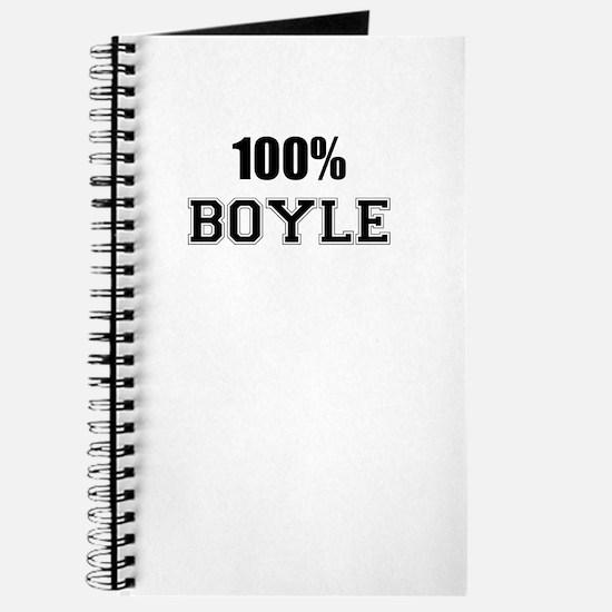 100% BOYLE Journal