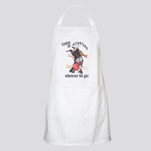 CMrl Center Of Attention Great Dane BBQ Apron