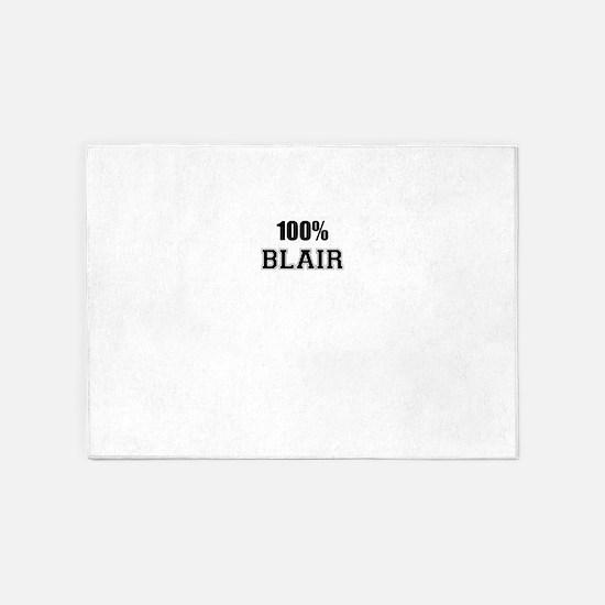 100% BLAIR 5'x7'Area Rug