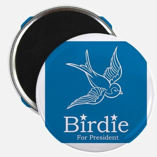 Birdie for President Magnets