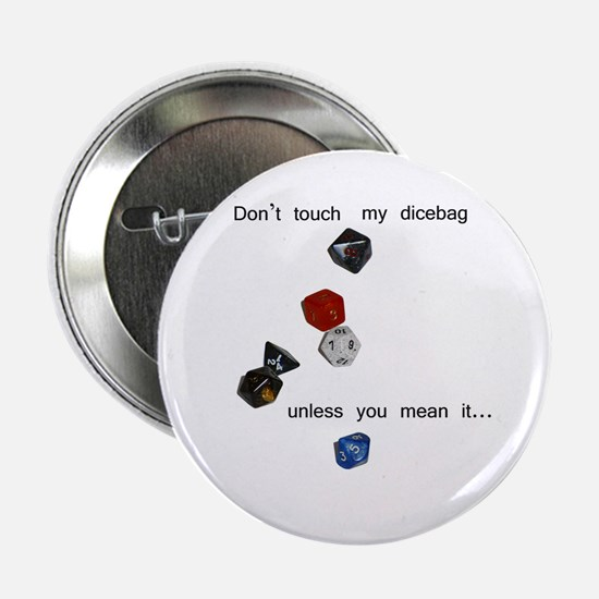 Don't Touch Button