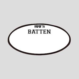 100% BATTEN Patch