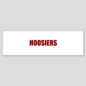Hoosier Bumper Sticker
