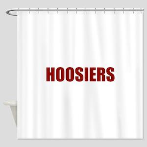 Hoosier Shower Curtain