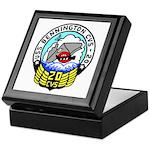 USS Bennington (CVS 20) Keepsake Box
