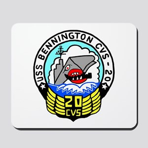 USS Bennington (CVS 20) Mousepad