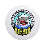 USS Bennington (CVS 20) Ornament (Round)