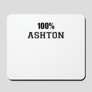 100% ASHTON Mousepad