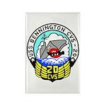 USS Bennington (CVS 20) Rectangle Magnet (10 pack)