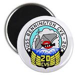 """USS Bennington (CVS 20) 2.25"""" Magnet (10 pack)"""