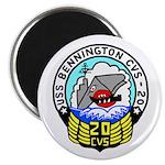 """USS Bennington (CVS 20) 2.25"""" Magnet (100 pack)"""