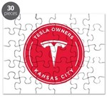 Tesla Owners Club KC Puzzle