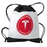 Tesla Owners Club KC Drawstring Bag