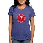 Tesla Owners Club KC Womens Tri-blend T-Shirt