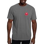 Tesla Owners Club Kc Mens Comfort Colors T-Shirt