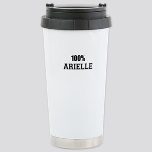 100% ARIELLE Stainless Steel Travel Mug