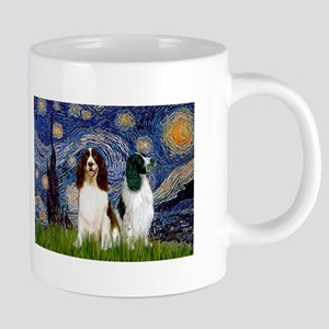 Starry Night & Springer Mugs