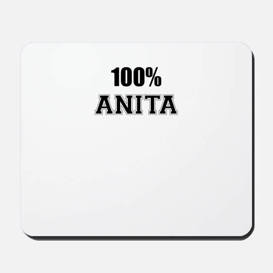 100% ANITA Mousepad