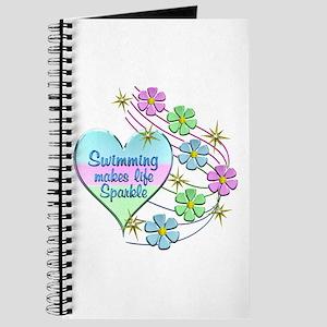 Swimming Sparkles Journal
