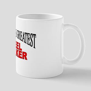 """The World's Greatest Steel Worker"" Mug"