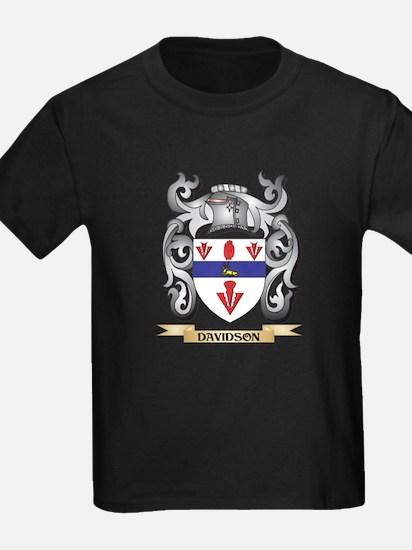 Davidson Coat of Arms - Family Crest T-Shirt