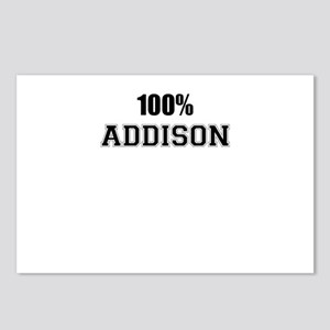 100% ADDISON Postcards (Package of 8)