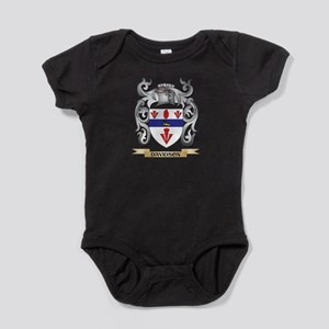 Davidson Coat of Arms - Family Crest Body Suit