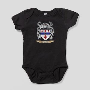 Davidson Coat of Arms - Family Crest Body Suit
