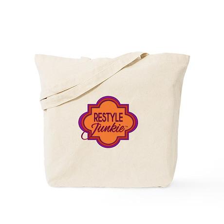 Restyle Junkie Logo Tote Bag