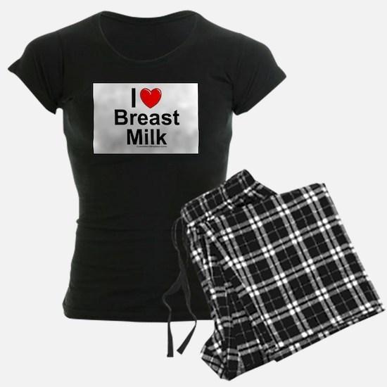 Breast Milk Pajamas
