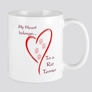 Rat HeartBelongs Mug