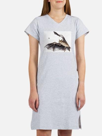 Bat for Bat Lovers (Front) Ash Grey T-Shirt