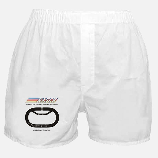 NASCR, Sperm Cell Racing Boxer Shorts