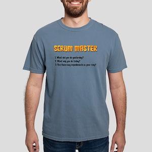 Scrum Master Sprint Questions T-Shirt