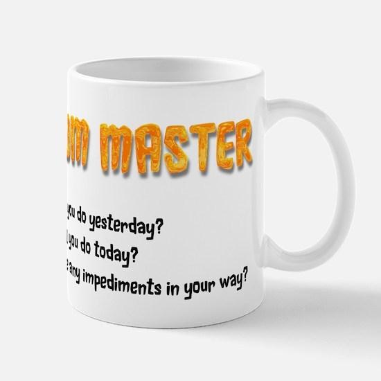 Scrum Master Sprint Questions Mugs