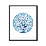 Tree of Life Framed Panel Print
