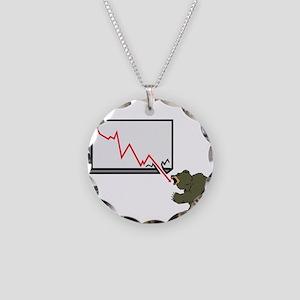 Bear Market Necklace