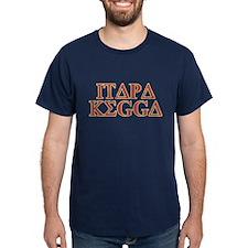 ITAPA KEGGA (Greek) Dark T-Shirt