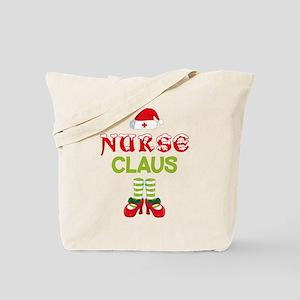 Nurse Claus Tote Bag